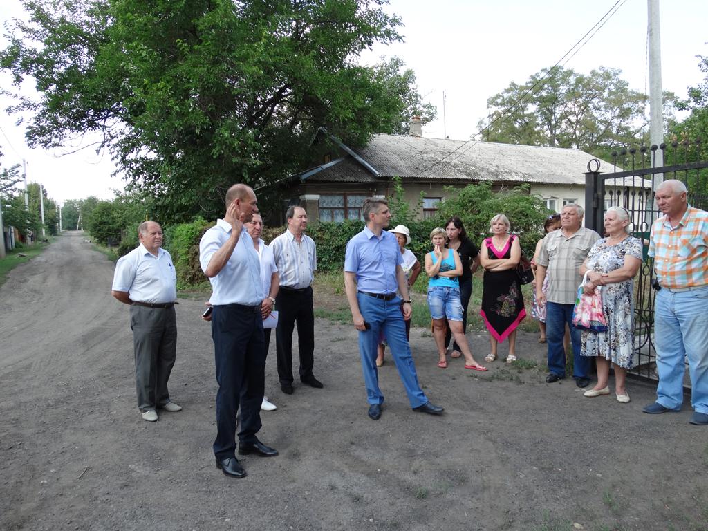 Кировские казаки в городе донецке ростовской области