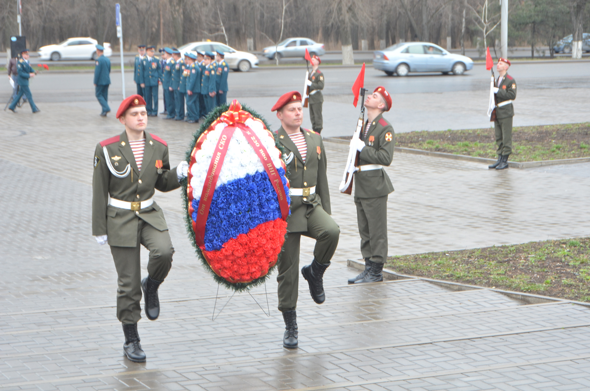 Поздравления на день войск национальной гвардии