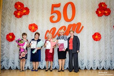 Светлана Пискунова поздравила с 50-летием Таганрогский дом-интернат для престарелых и инвалидов №2