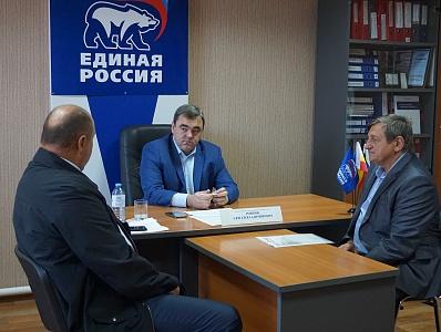 Сергей Рожков: «Уровень комфорта проживания на селе должен быть не ниже, чем в городах»